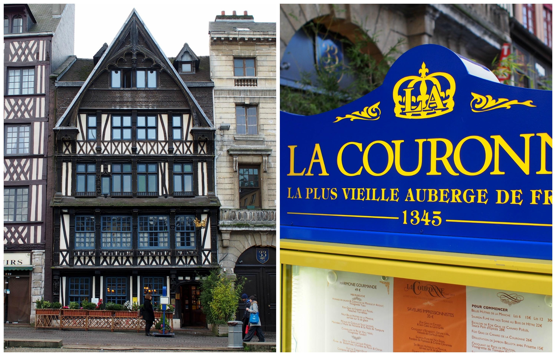 Les 4 Pieds Rouen black plague | a man in paris